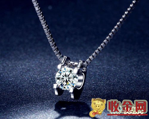 铂金钻石项链回收保值能力如何
