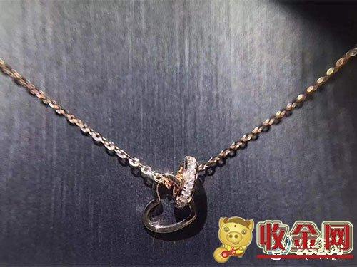 周大福钻石项链在二手市场回收现状如何
