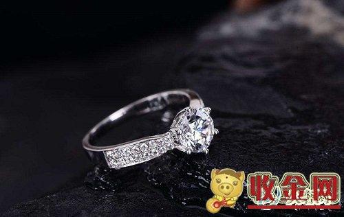 二手市场回收钻石戒指多少钱1克?