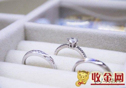 二手市场回收钻石戒指