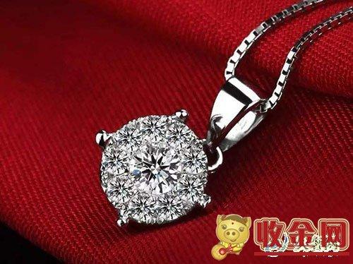 钻石项链回收的市场均价是多少