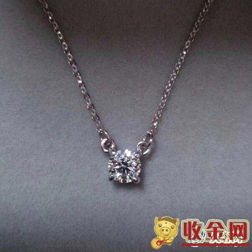 钻石项链在回收市场的均价是多少