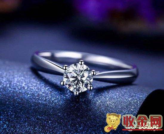 什么样的钻石戒指回收比较值钱