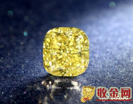 黄色的普通钻石和黄钻怎么区分?回收有区别么?