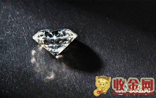 钻石回收店回收裸钻的行情怎么样?