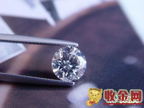 钻石回收店回收裸钻