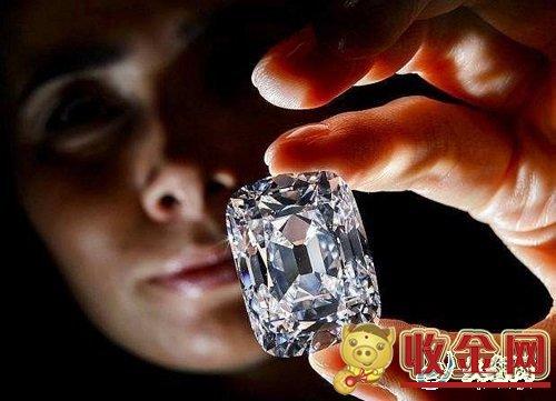 钻石真假辨别