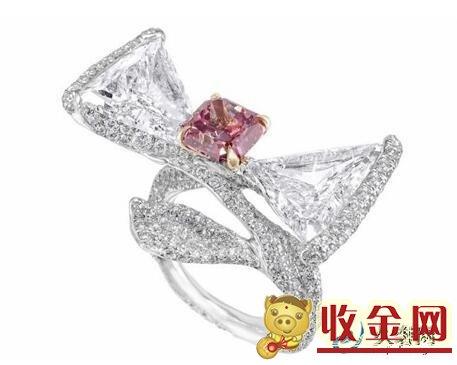 杭州哪里回收红钻石价格怎么样?