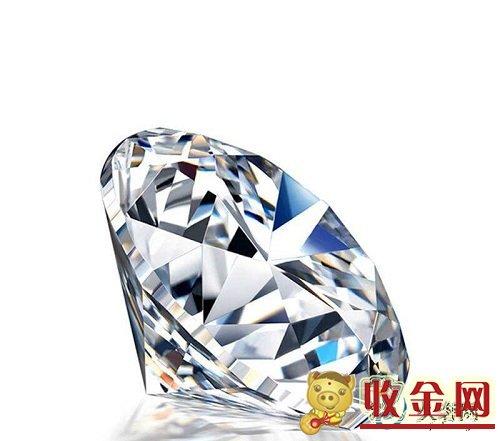 价格越贵的钻石