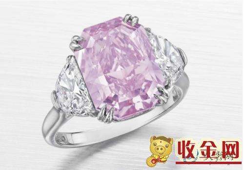 有哪些粉色宝石是可以回收的?