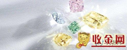 花多少钱能够买到彩钻 彩钻回收看什么