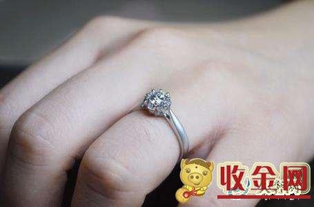 钻石戒指回收真的不值钱吗?