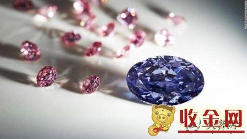 有收藏价值的彩色钻石好回收吗?