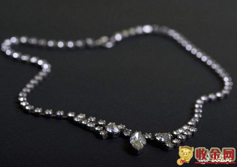 钻石项链回收